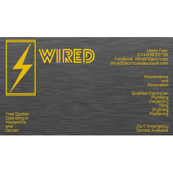 Wired Electricals