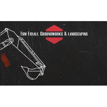 Tom Foxall groundworks & Landscaping