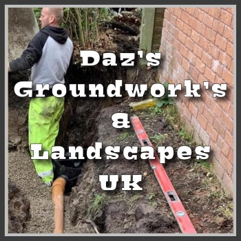 Dazs Groundwork's And Landscaping Uk