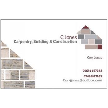 C Jones Construction