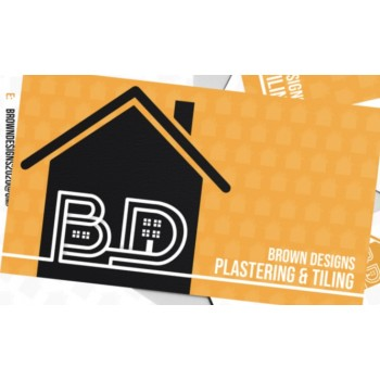 Brown Designs Plastering And Tiling