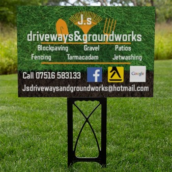 J.S Driveways and Groundworks