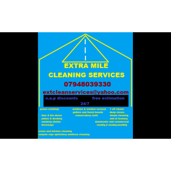 Extra Mile Cleaning Services