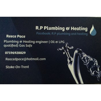 R.P Plumbing and heating