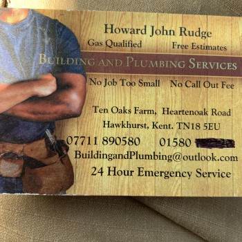 Building And Plumbing Services