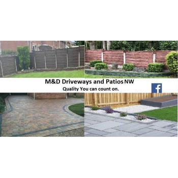 M&D Driveways and Patios