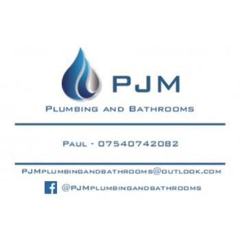 PJM Plumbing and Bathrooms