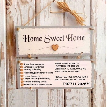 Home Sweet Homes Leicestershire Ltd