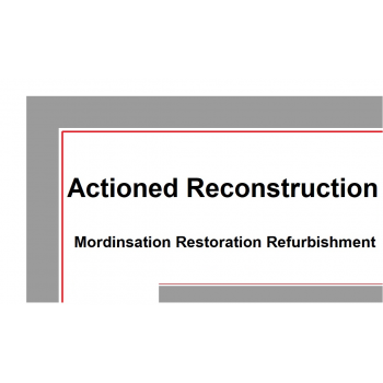 Actioned Reconstruction
