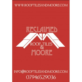 Reclaimed Roof Tiles & Moore