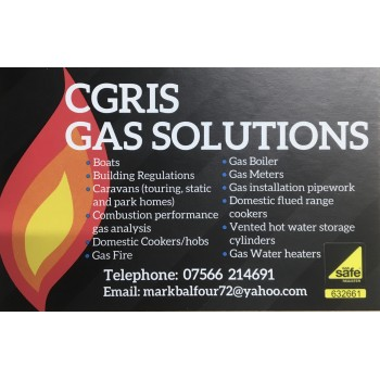 CGRIS Gas Solutions