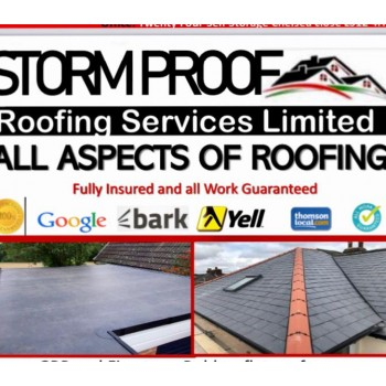 Storm Proof Roofing Services Ltd