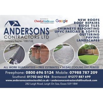 Andersons Contractors Ltd