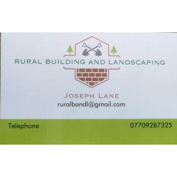 Rural Building And Landscaping