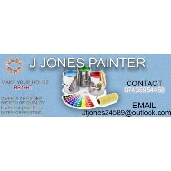 J Jones Painter