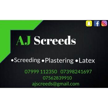 AJ Screeds