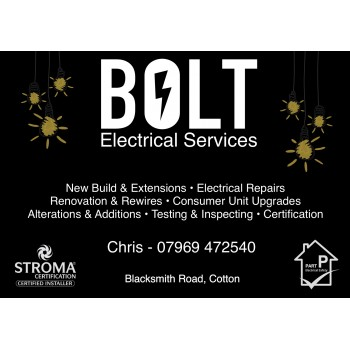 Bolt Electrical Services