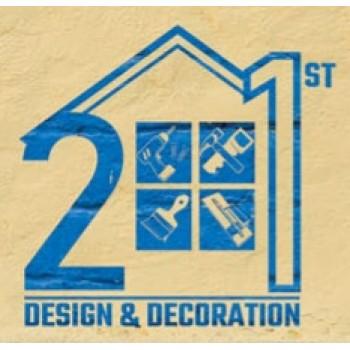 21 century decoration