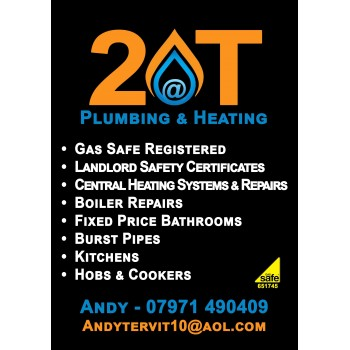 2 A T Heating And Plumbing