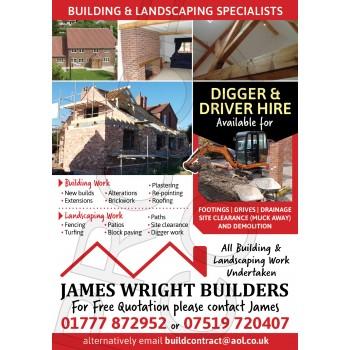 James Wright Building Contractors