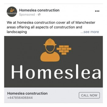 Homeslea construction