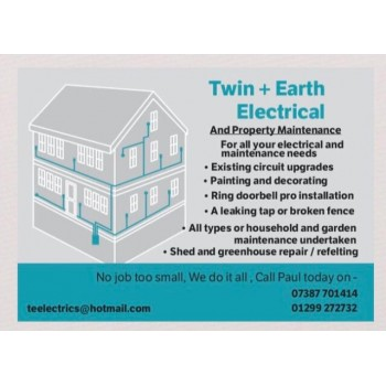 Twin Earth Electrical And Property Maintenance