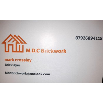 M.d.c Brickwork
