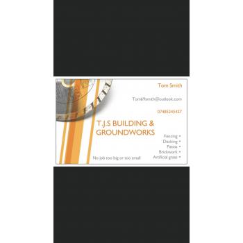 T.J.S BuildingandGroundworks
