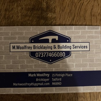 M.Woolfrey Bricklaying