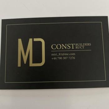 Mdconstruct Builders Ltd