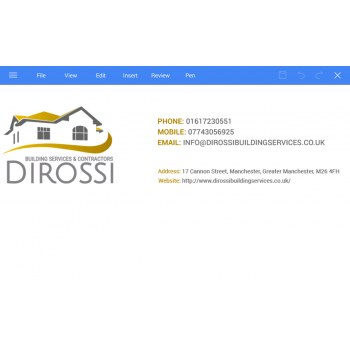 Dirossi Building Services