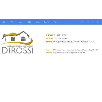 Dirossi Building Services