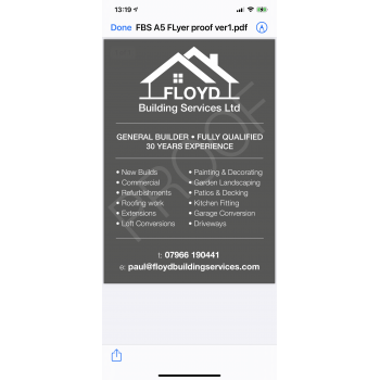 Floyd building services ltd