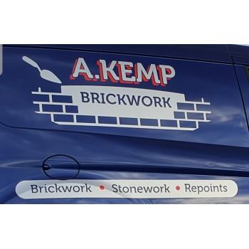 A.kemp Brickwork