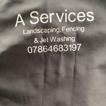 A Services Landscaping, Fencing