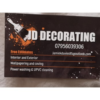 JD Decorating Services