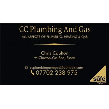 CC Plumbing And Gas