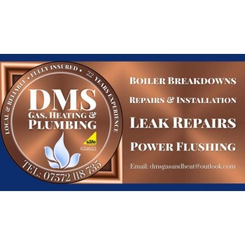 DMS Gas, Heating