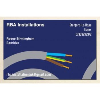 RBA Installations