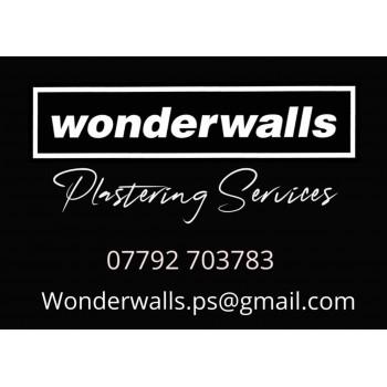 Wonderwalls Plastering Services
