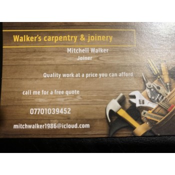 Walkers Carpentry and Joinery