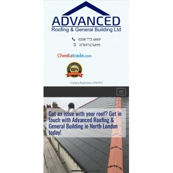 Advanced Roofing And General Building LTD