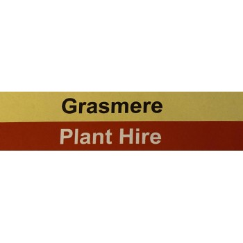 Grasmere Plant Hire Limited