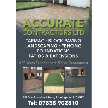 Accurate Contractors Limited
