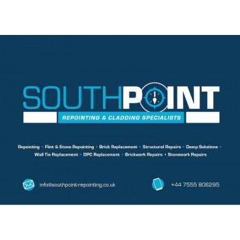 Southpoint Repointing & Wall ties