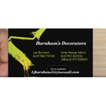 Burnham's Decorators