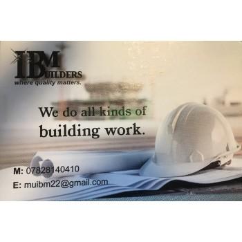IBM Builders