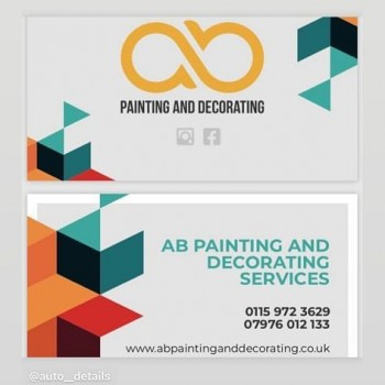 AB Painting And Decorating Services