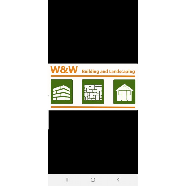 W&W building  And Landscaping