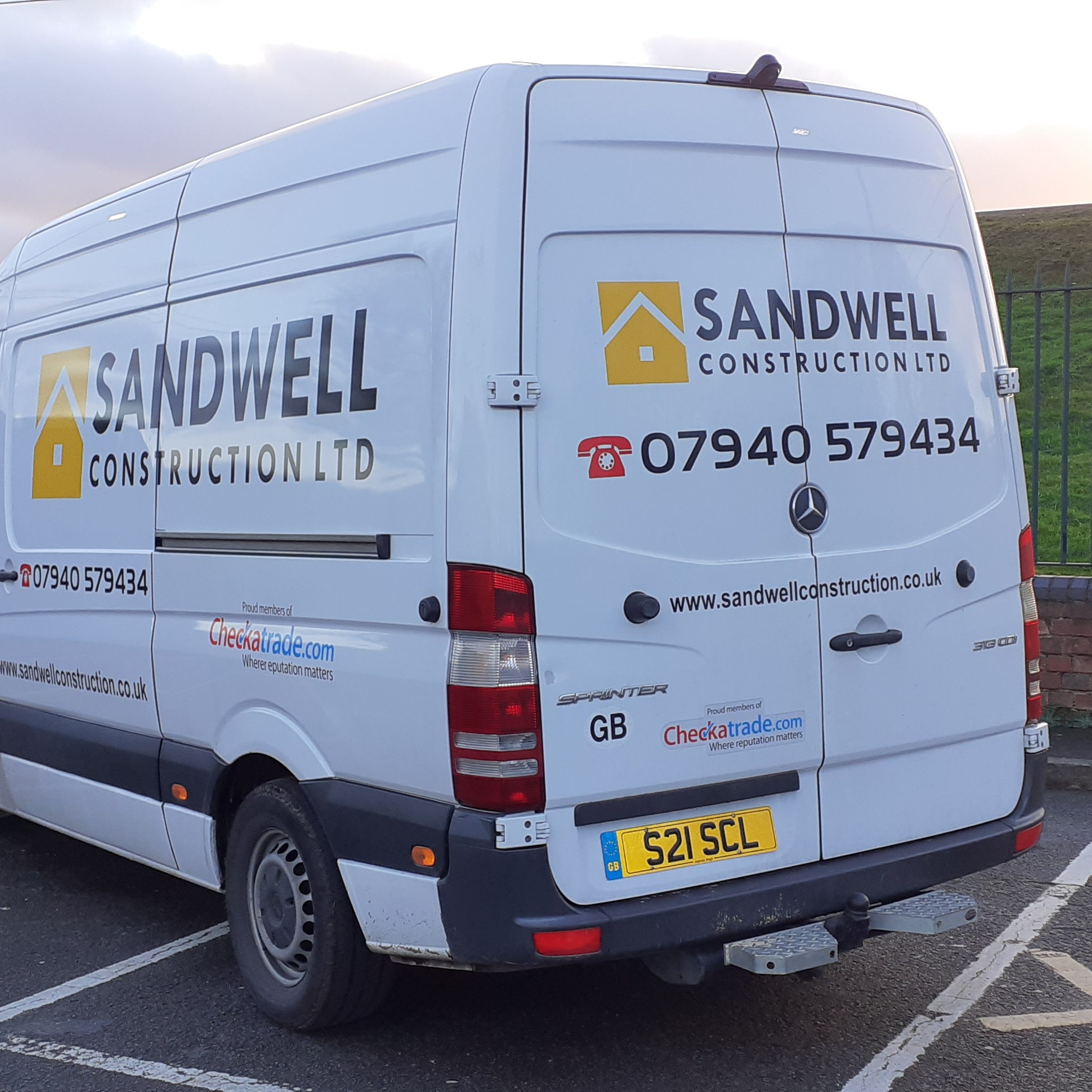 Sandwell Construction Ltd